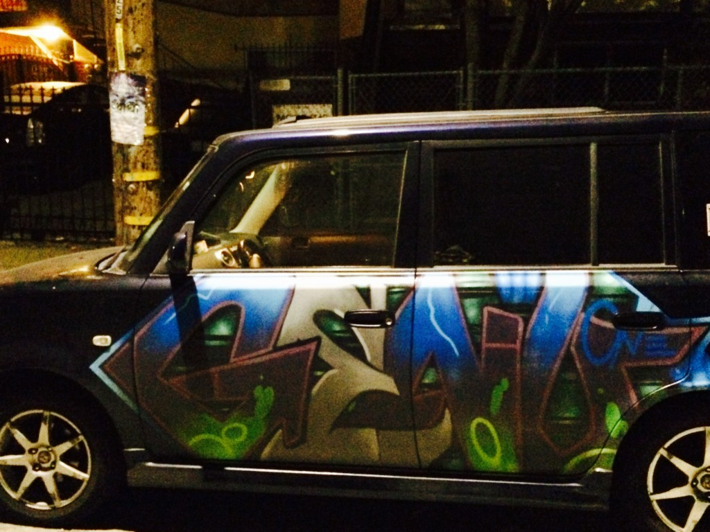 My Whip is home to some dope art!